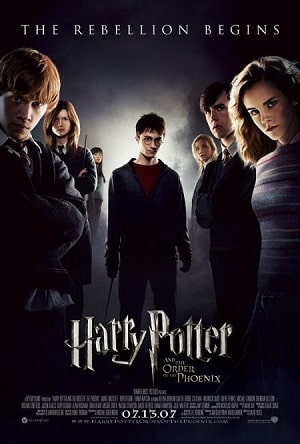 Harry Potter and the Order of the Phoenix Kelimeler Ve Anlamlari